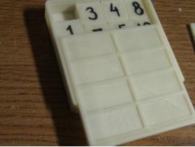 游戏卡牌收纳盒
